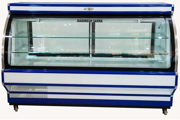 Сима - холодильная витрина