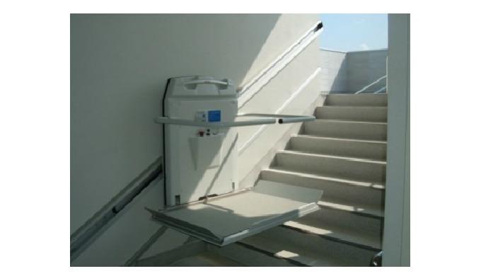 Cama Platform Lift - Straight