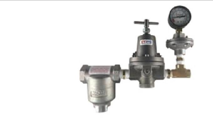 El regulador de presión de adhesivo compensado de Valco Melton garantiza una aplicación uniforme dur...