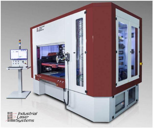 Industrial Laser Systems, fabricant de solutions laser, vous propose des machines de soudage laser :...