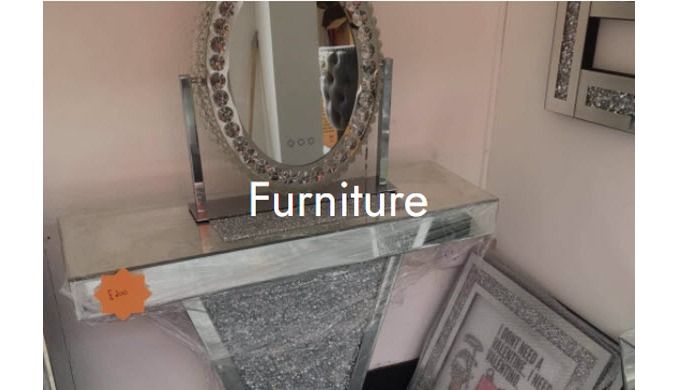 Welcome to The House of Mirrors Emporium and Furniture.