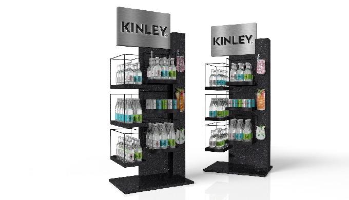 Стенд для напитков KINLEY