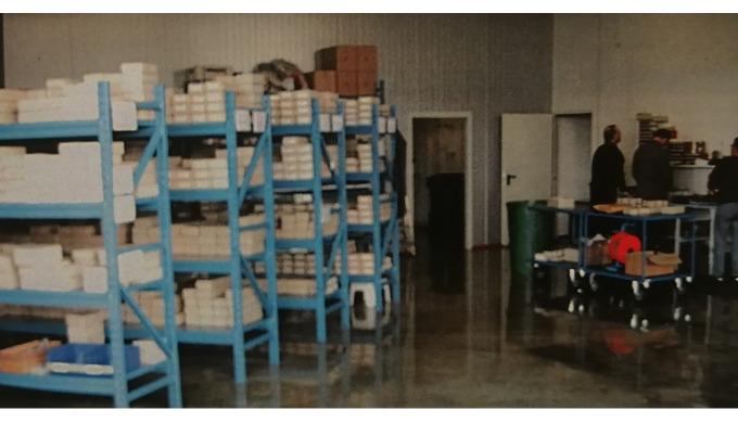 Normteilelager für den Stanz und Werkzeugbau