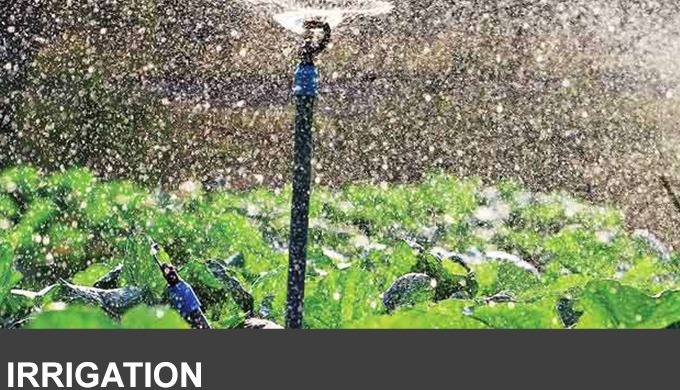 Water Irrigation system is the artificial application of water to land for the purpose of agricultur...