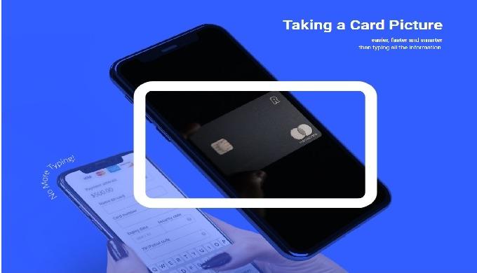 Машинный Глаз (МИ) | кредитная карта ocr