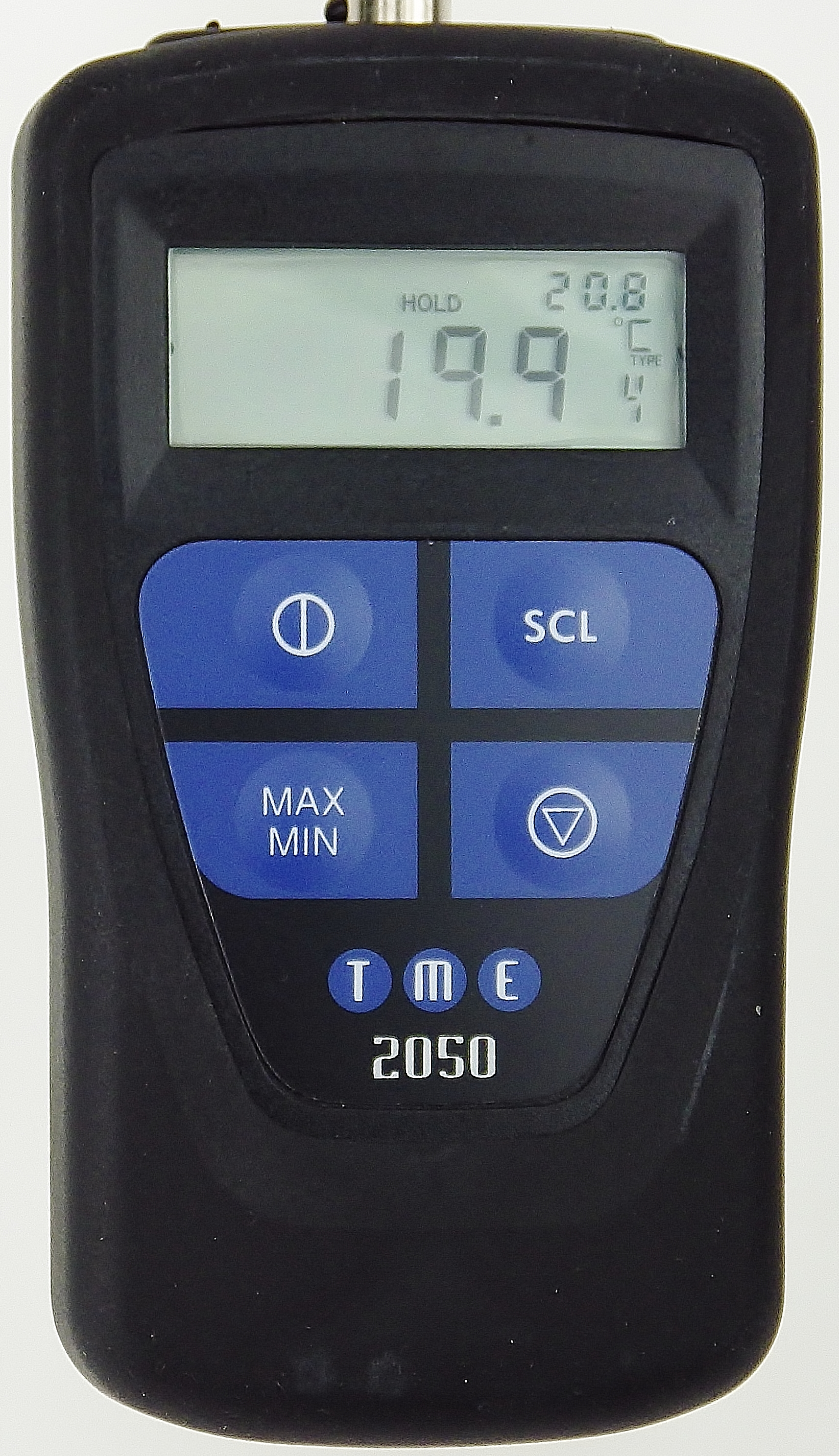 MM2050 PT100 Digital Handheld Thermometer