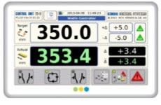 Kündig's nye breddekontrol FE-8 afløser FE-7 Den nye FE-8 er bygget i moduler til in-line måling og ...