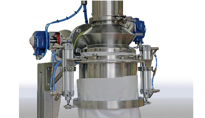 Accurate weight controlled filling systems from Hosokawa Micron Ltd maintain the highest standards o...