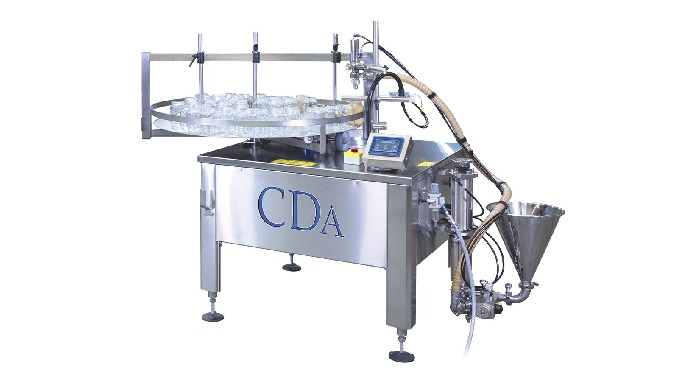 K-Dense - Dosing table to fill pasty/thick products