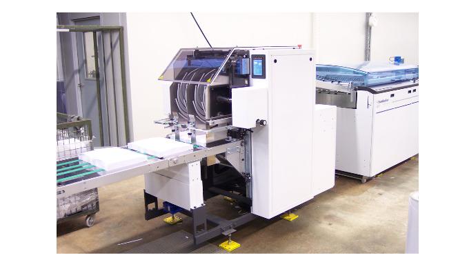 Máquina de papel Stacker 520-ST