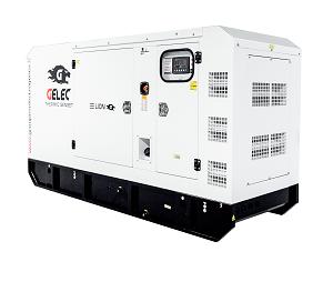 GROUPE ÉLECTROGÈNE DIESEL 198 kVA : Étudié pour soutenir de fortes demandes, ce groupe électrogène d...