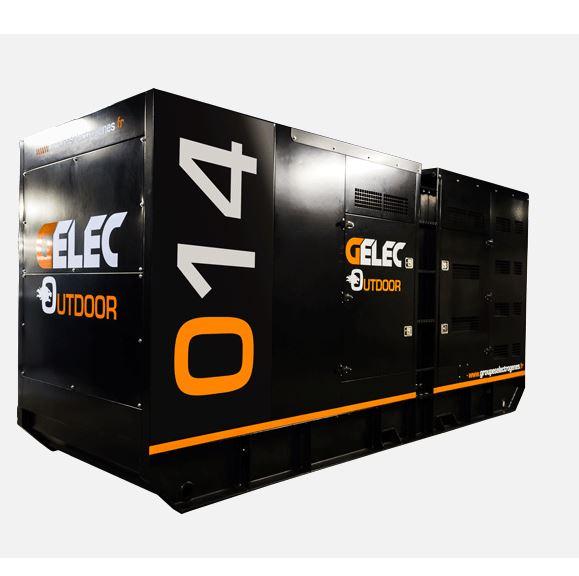 GELEC vous présente une gamme de groupes électrogènes RENTAL spécialement conçue pour une alimentati...