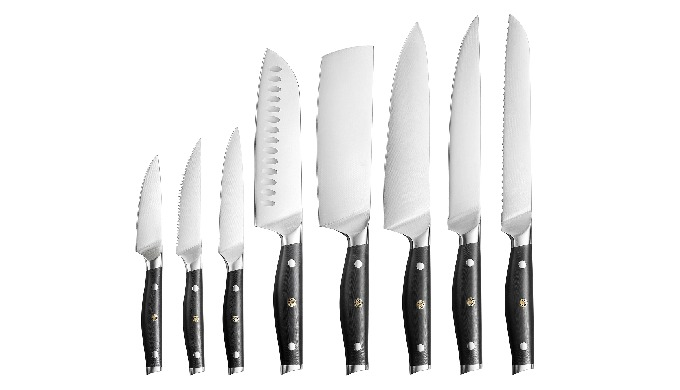 For around 1,400 years of knife making history, as well as the improvement of our craftmenship, Yang...