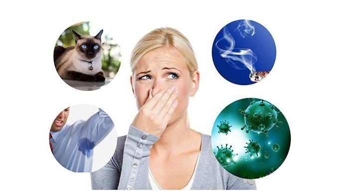 Устранение запахов. Дезодорация помещений и автомобилей.