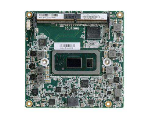 WL968 | 8th Gen Intel® Core™ | COM Express Compact | DFI