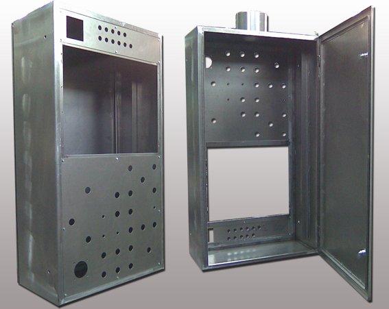 Ovládací panely CNC strojů