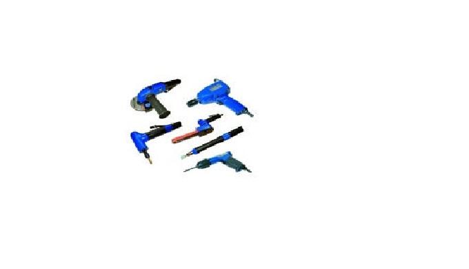 Elektrické, pneumatické a manuální ruční nářadí