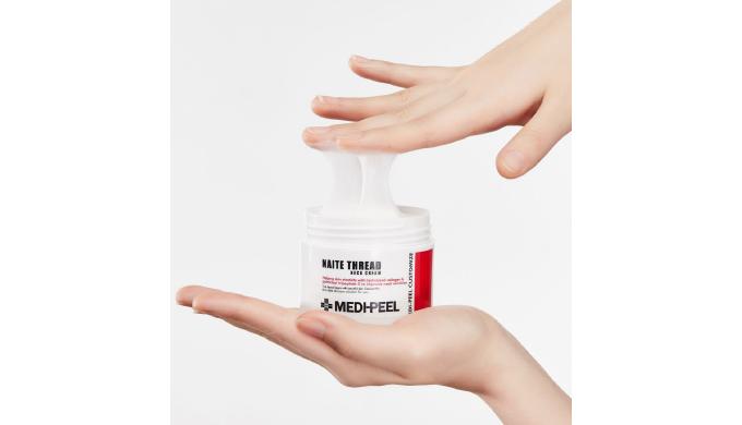 Naite thread neck cream | skincare and cosmetics