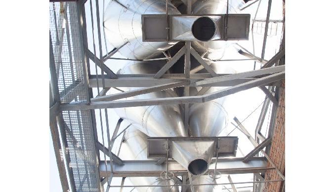 Las raseras neumáticas HPRS se utilizan para interceptar el flujo de material para gravedad. Las vál...