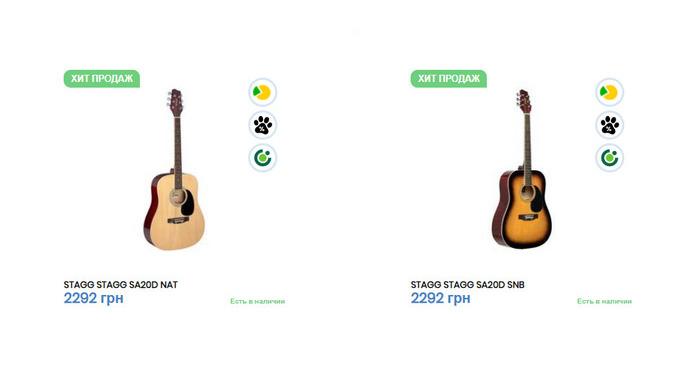 Какую электроакустическую гитару выбрать в каталоге ColorSound: советы покупателям