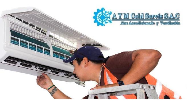 aire acondicionado calidad y garantía