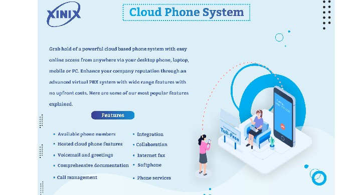 Xinix is a No.1 Uk's VoIP service provider for small businesses. Our services are affordable and pac...