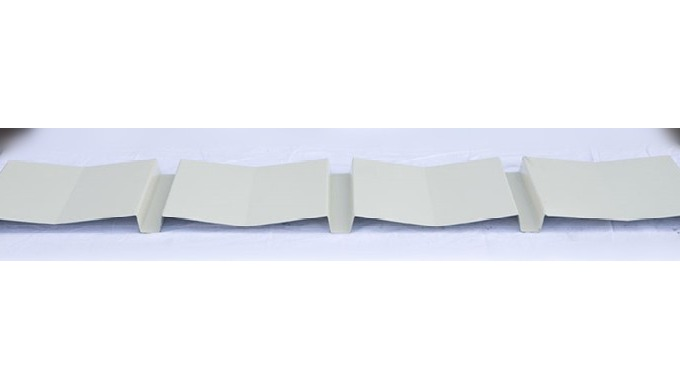 Product Parameters: Product Name992 Lap Type Wall Panel Corrugated Steel Wall Sheets Profiled Steel ...