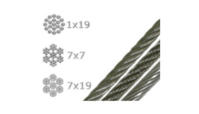 Steel Cable & Wire Rope