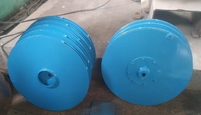 Air Slide Impellers