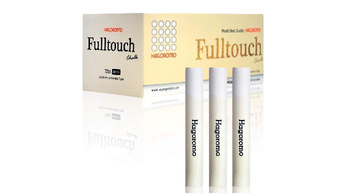 HAGOROMO Fulltouch White Chalk [72 pcs]/1 BOX / SEJONGMALL