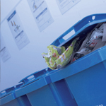 Återvinning och service