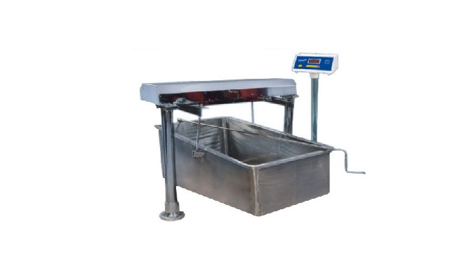 Brand: Nipro Usage/Application: Milk Weighing Display Type: Digital Weighing Capacity (Kg): 300 Kg A...
