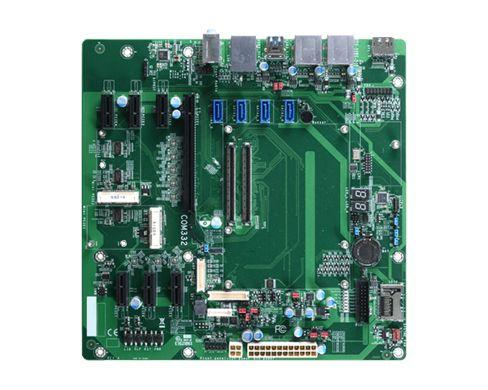 COM332-B(R.A) | Carrier Board | mircoATX | COM Express Basic/Compact | DFI