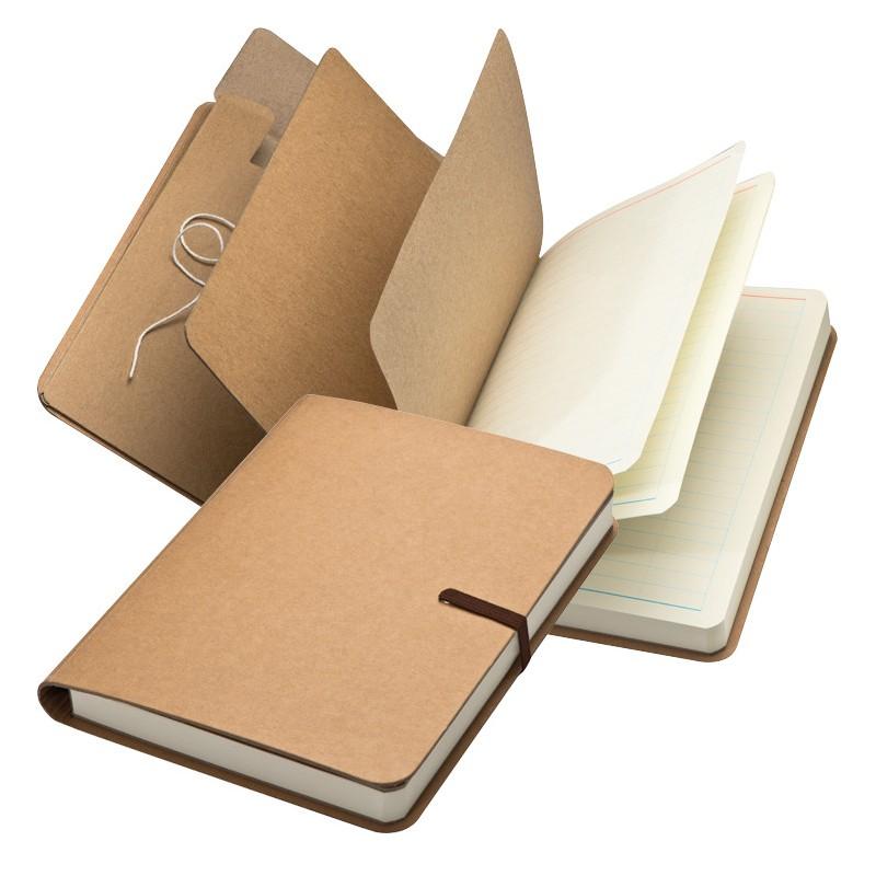 Découvrez tous les carnets de notes aux différents formats et matières.