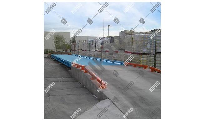 Transport Industry Weighbridge