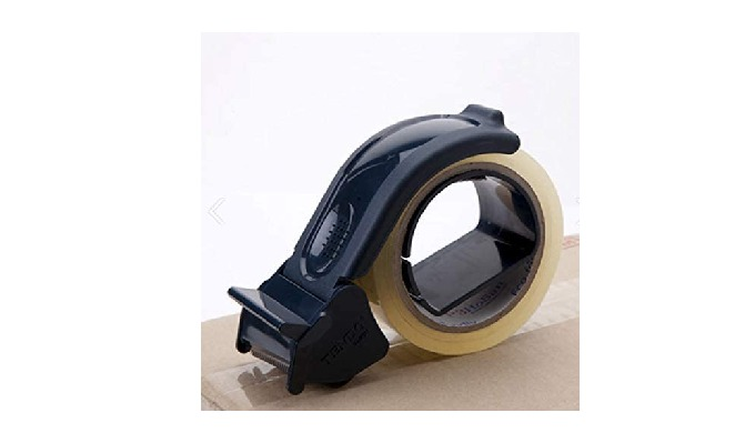 TENDO° Office and Home Packing Tape Dispenser SJ-50M