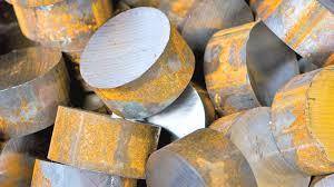 Lesklá ocel k cementování
