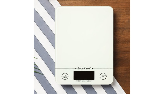 ISPROBE BoomCare Electronic Digital Kitchen Scale for Baby Food BC-31