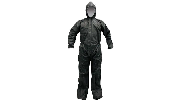 Dust coverall