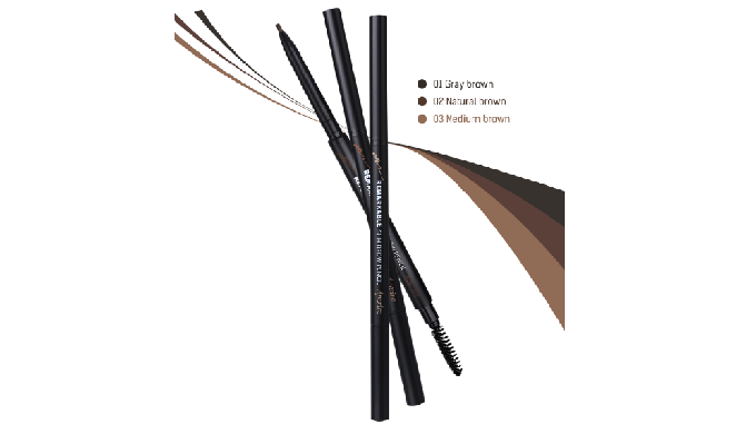 APERIRE REMARKABLE SLIM BROW PENCIL