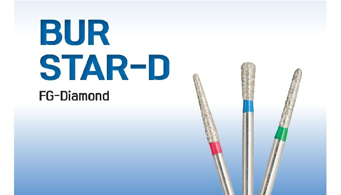 BURSTAR-D_Dental Bur