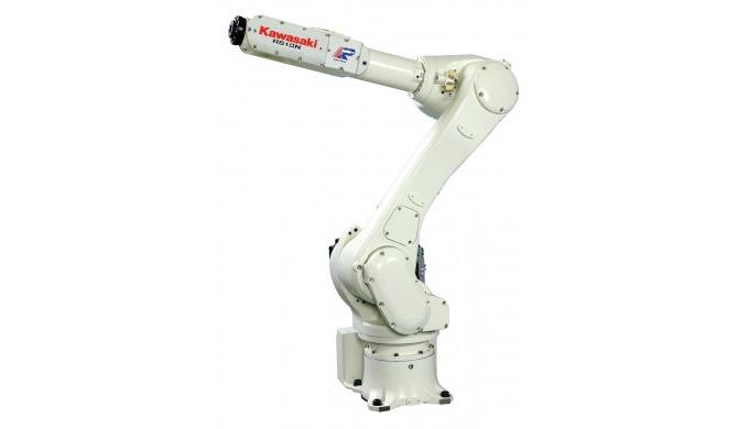 Die Roboter der R Serie setzen den Maßstab für alle Industrieroboter für kleine bis mittlere Lasten....