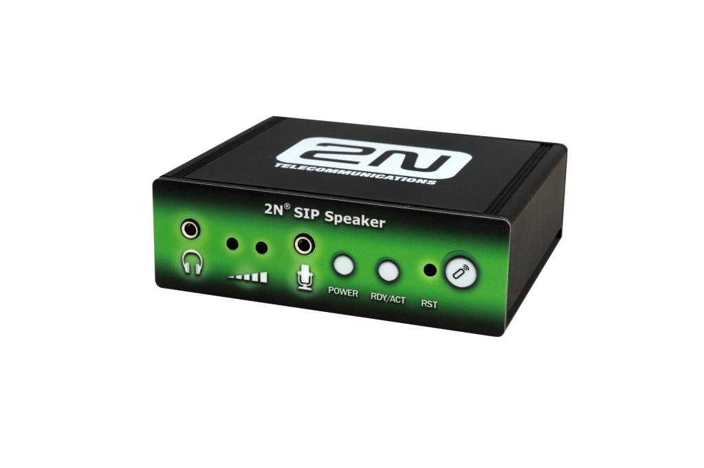 Mnohem víc než jen IP paging2N® SIP Speaker je IP paging zařízení s mnoha užitečnými funkcemi, které...