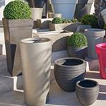 Pot et jardinière