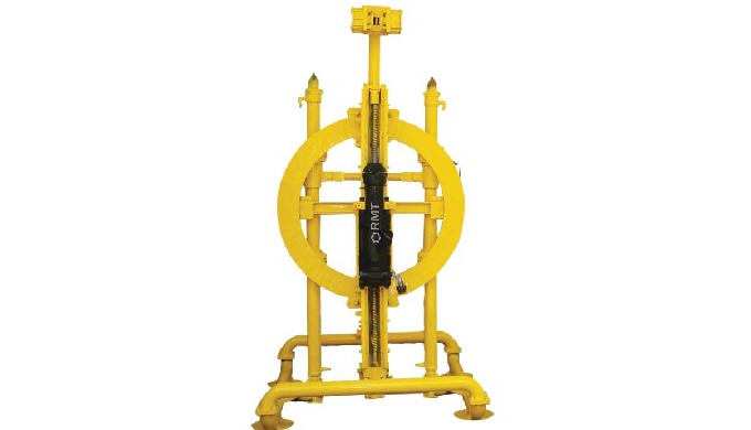Simba Junior is capable of drilling up to 25 meters depth with 57 mm dia holes in underground metal ...