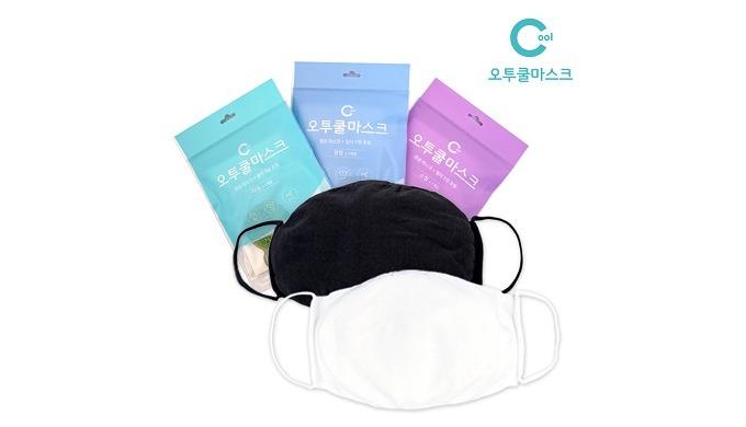 Cotton Mask   O2 COOL MASK
