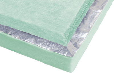 Aritherm, made of thermally bonded layers of polyester fibers, is the best solution for thermal and ...