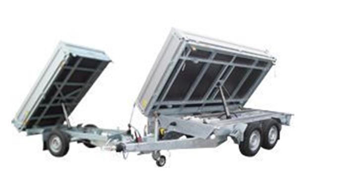 Společnost AGADOS s.r.o, kromě výroby standardních přívěsných vozíků a podvozků je též výrobcem jedn...
