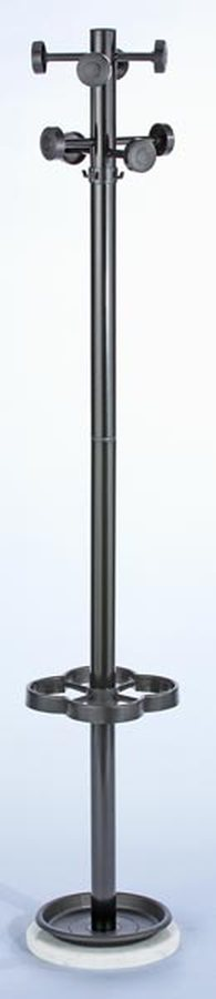 Höhe 1700 mm, Ø 300 mmStandrohr aus Stahl, Ø ca. 50 mm. Schirmhalter und Tropfschale aus Kunststoff....