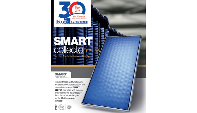 Solar collectors Ecofer SMART
